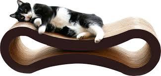 Cardboard Scratchers For Cats Petfusion Ultimate Cat Scratcher Lounge U0026 Bed U0026 Reviews Wayfair