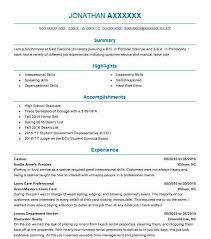 sle of resume for high school student for a 5 resume exles in wilson nc livecareer