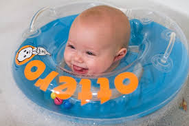 Babies In A Bathtub New Otteroo Bath Floatation Device For Babies