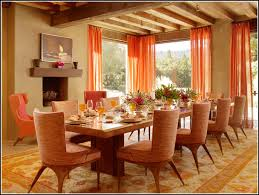 casual dining room curtain ideas curtains home design ideas