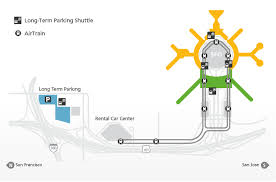 san jose airport gate map getting around sfo san francisco international airport