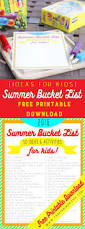 2016 summer bucket list 50 ideas u0026 activities for kids the