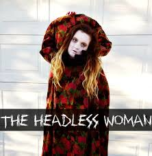 headless costume costume diy the headless woman the tiptoe fairy