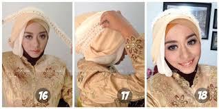 tutorial makeup natural hijab pesta ini vindy yang ajaib tutorial make up natural dan hijab wisuda ala