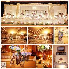 wedding cake kelapa gading decorator suryo decor venue balai samudra kelapa gading
