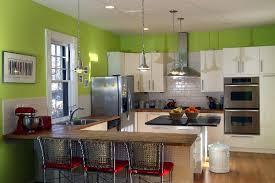 appealing kitchen paint colors with light oak cabinets oak