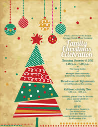 christmas party invitations free templates 100 company christmas party invitation free templates