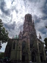 stuttgart church kirche am feuersee stuttgart d u0026g mapio net