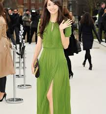stunning green gowns for parties for elegant ladies trends for