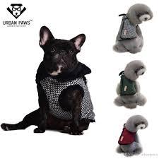2017 luxury designer dog clothes winter faux furry lining dog