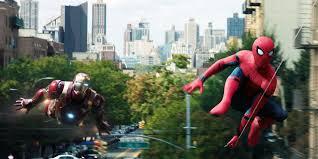 spider man homecoming u0027 where did spidey and iron man u0027s bromance