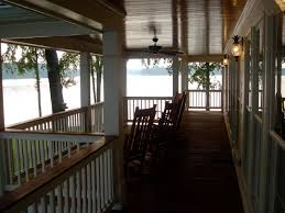 lake house plans with covered porch narrow lot house plan for lake lots max fulbright designs