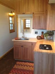 a lofted 200 square feet tiny house in spearfish south