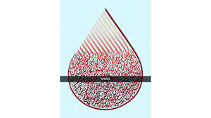 Islamic Wall Art U0026 Canvas by Islamic Wall Art Kursi Verse In Diwani Calligraphy On Canvas