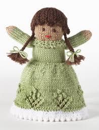bernat topsy turvy doll knit pattern yarnspirations
