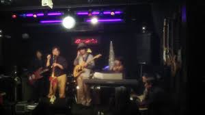 shoji blues band at garage house 20161217 youtube
