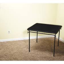cosco square folding table cosco square folding table 14 619 blk2 builder s best