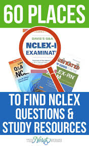 60 resources for nclex questions prep and review practice