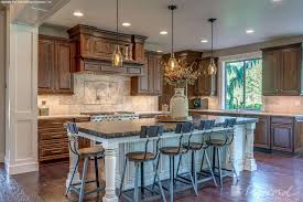 white kitchen countertops with brown cabinets 11 easy ways to modernize brown cabinets