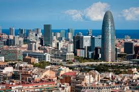 barcelona city view spain investment immigration barcelona investment visa property