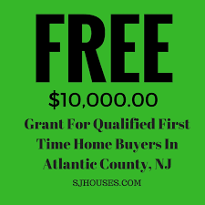 new home buyers grant atlantic county time home buyer grant money now available