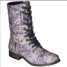 womens black combat boots target 34 99 s mossimo supply co khalea combat boots black