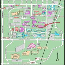 Central Michigan Campus Map by Central Michigan University Map Ugandalastminute