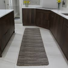 Striped Kitchen Rug Runner Rug Runners For Hallways Brown Black Striped Hallway Runner Rugs