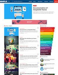 free mobile friendly blogger templates themeindie com