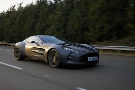 mansory aston martin aston martin one 77 gets closer to a new all time record