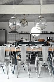 Industrial Metal Kitchen Chairs 59 Cool Industrial Kitchen Designs That Inspire Digsdigs