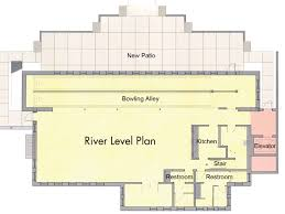 bowling alley floor plans plan photos the fort atkinson club