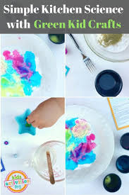 Best Science Experiments For Kids Images On Pinterest - Simple kitchen science experiments