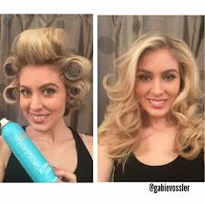 how to put rollersin extra short hair best 25 rollers in hair ideas on pinterest curlers for long