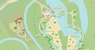 kansas walk in map zoo map kansas city zoo
