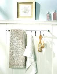 small bathroom towel rack ideas towel rack ideas dbassremovals com