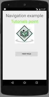 tutorial android menu bar android navigation