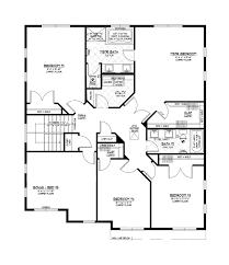 Multi Generational Floor Plans by 3272 Floorplan