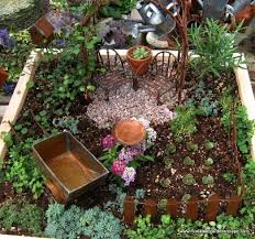 Fairy Garden Craft Ideas - tips for making your own fairy garden list of craft ideas for