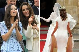 pippa middleton u0027s wedding all the details on the dress guest