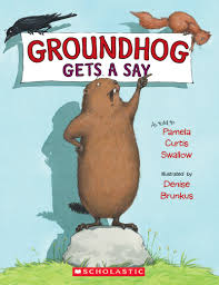 thanksgiving day by gail gibbons groundhog day book list scholastic