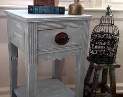 refurbished nightstands etsy