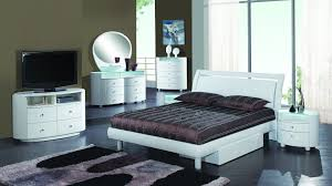 Online Bedroom Set Furniture by Emily Bedroom Set White Buy Online At Best Price Sohomod