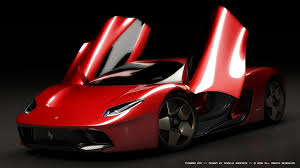ferrari concept 2014 ferrari gte virtual concept by angelo granata review top speed