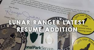 National Park Ranger Resume Get Outta The House Taking The Common Core Standards Outside