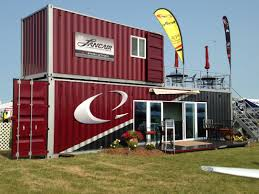 mods container homes and commercial displays trade show idolza