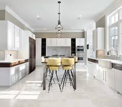 luminaire cuisine suspendu cuisine blanche et marron 9 luminaire cuisine suspendu 30 id233es