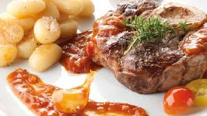 cuisiner jarret de veau jarret de veau façon osso bucco recette unilever food solutions
