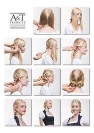 Geflochtene Hochsteckfrisurenen Zum Selber Machen by Ein Klassiker Unter Den Dirndl Frisuren Die Geflochtene Haarkrone