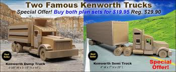 kenworth build and price toymakingplans com fun to make wood toy plans how to s for the